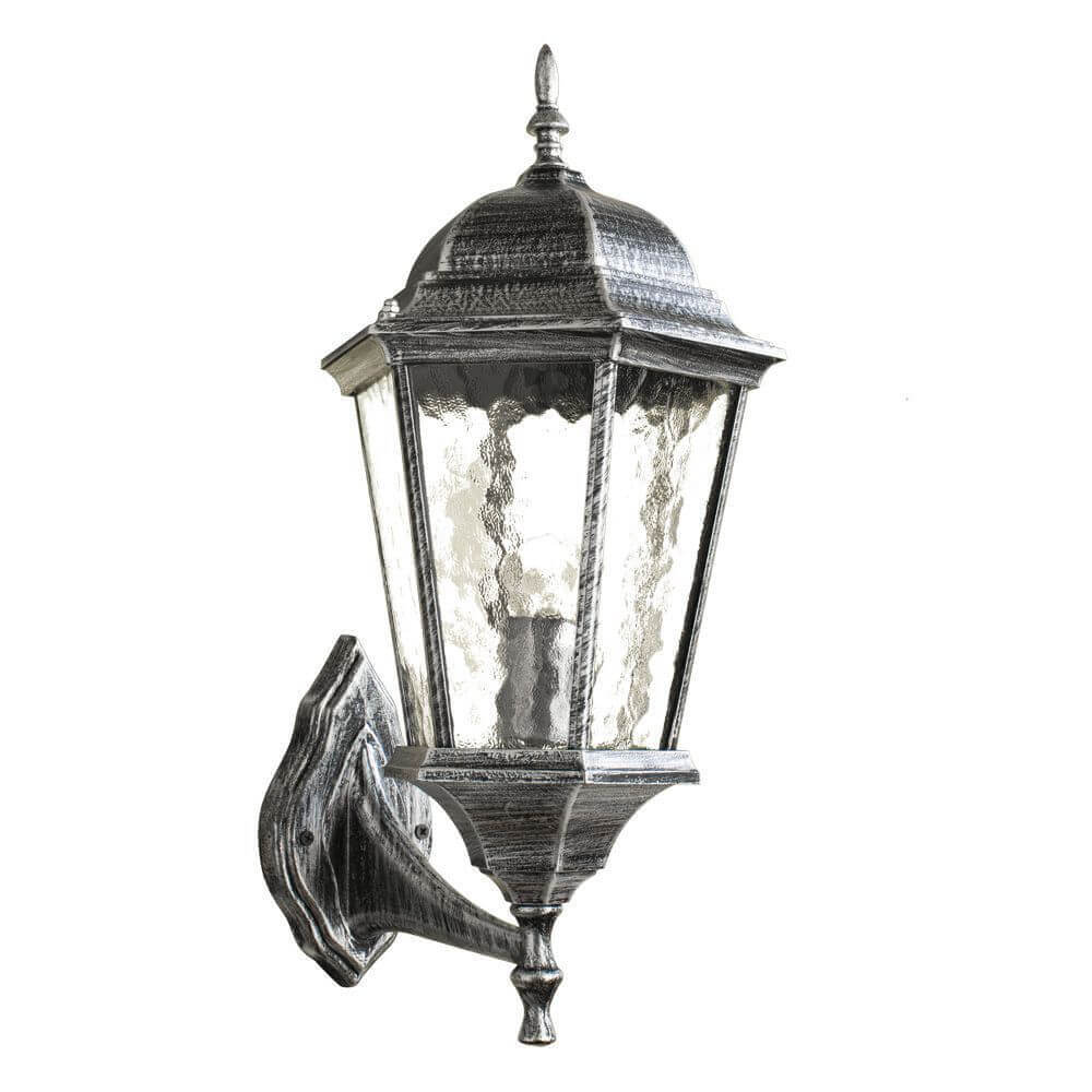 Уличный настенный светильник Arte Lamp Genova A1201AL-1BS arte lamp светильник уличный artelamp a1357pa 1bs