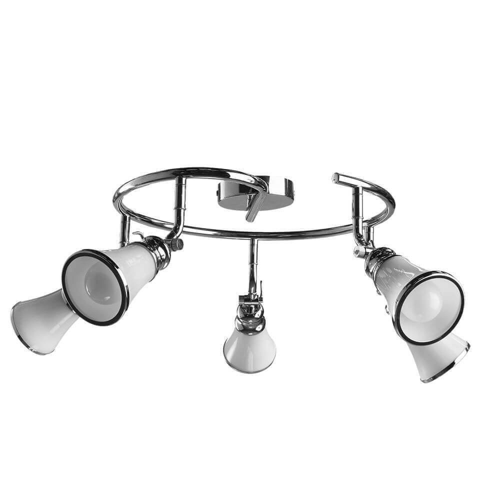Спот Arte Lamp A9231PL-5CC 81 Chrome