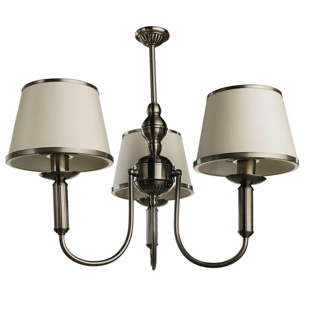 Подвесная люстра Arte Lamp Alice A3579LM-3AB люстра arte lamp alice a3579lm 8ab подвесная