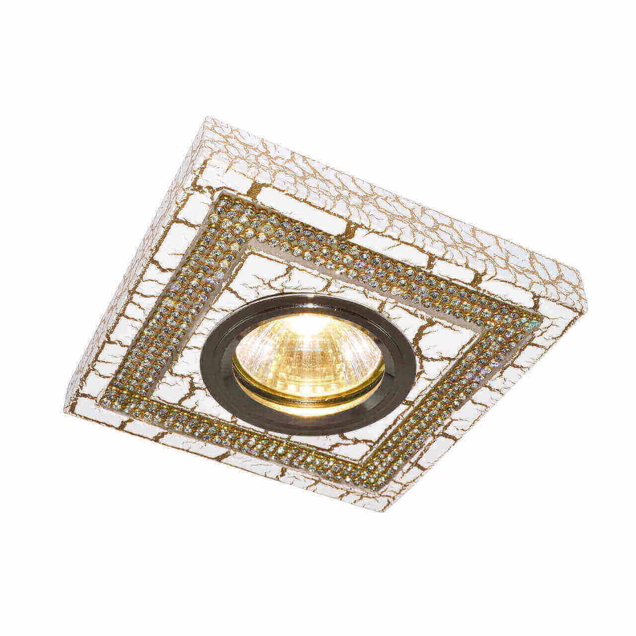Встраиваемый светильник Arte Lamp Terracotta A5340PL-1WG цена 2017