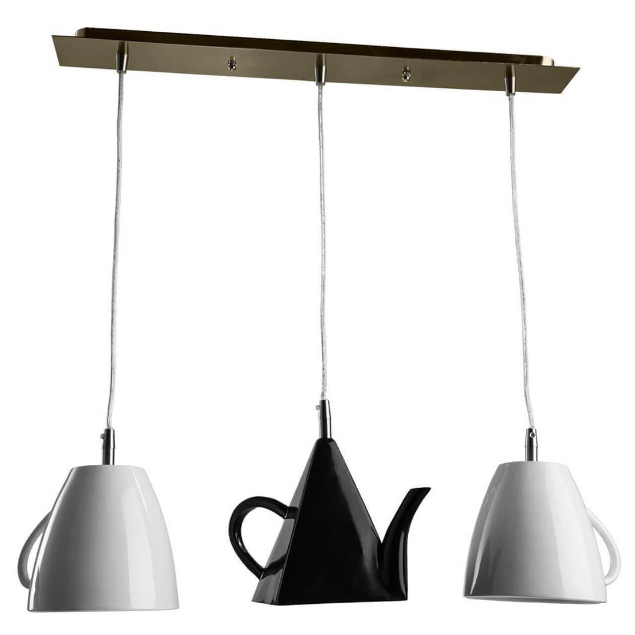 Подвесной светильник Arte Lamp Brooklyn A6604SP-3WH цена в Москве и Питере