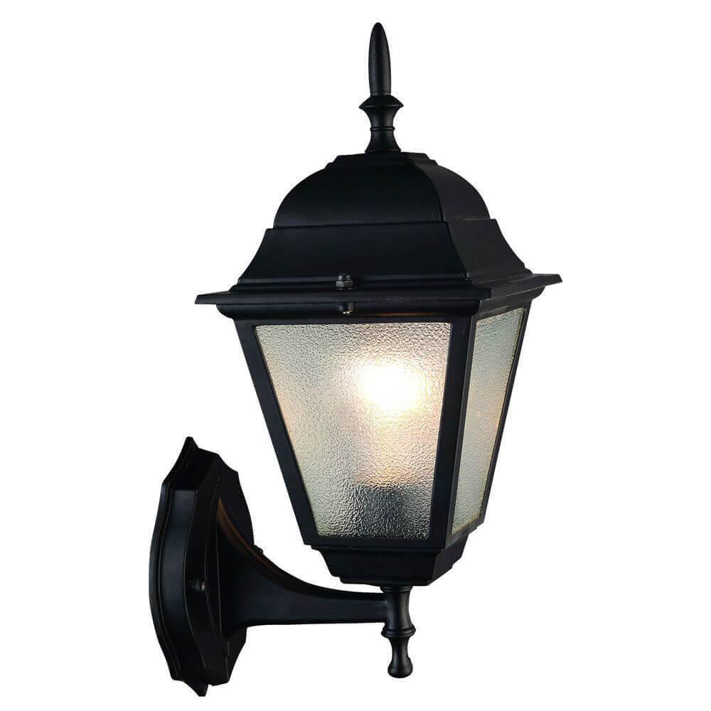 Светильник Arte Lamp A1011AL-1BK Bremen цена 2017