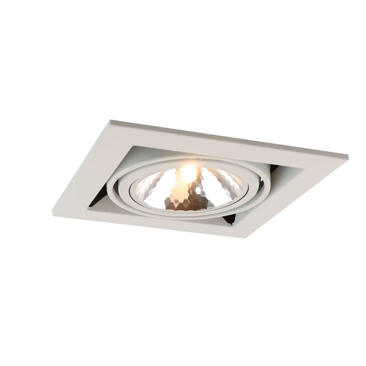 Светильник Arte Lamp A5949PL-1WH Cardani Semplice WH