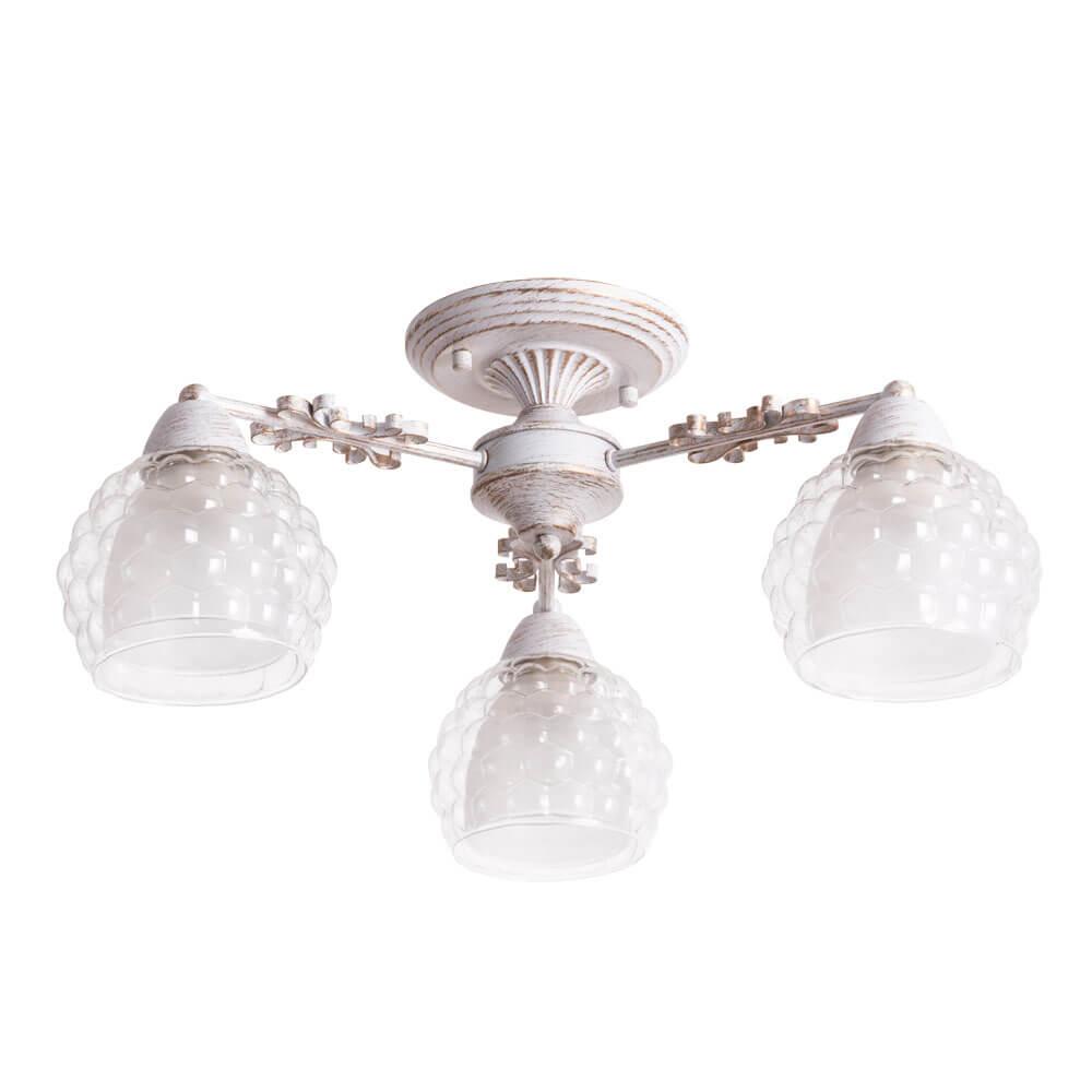 Люстра Arte Lamp A7695PL-3WG Malina