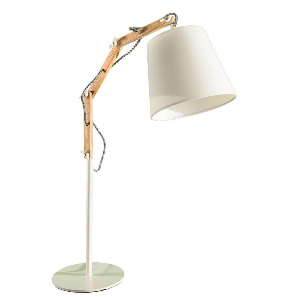 Настольная лампа Arte Lamp A5700LT-1WH Pinoccio White