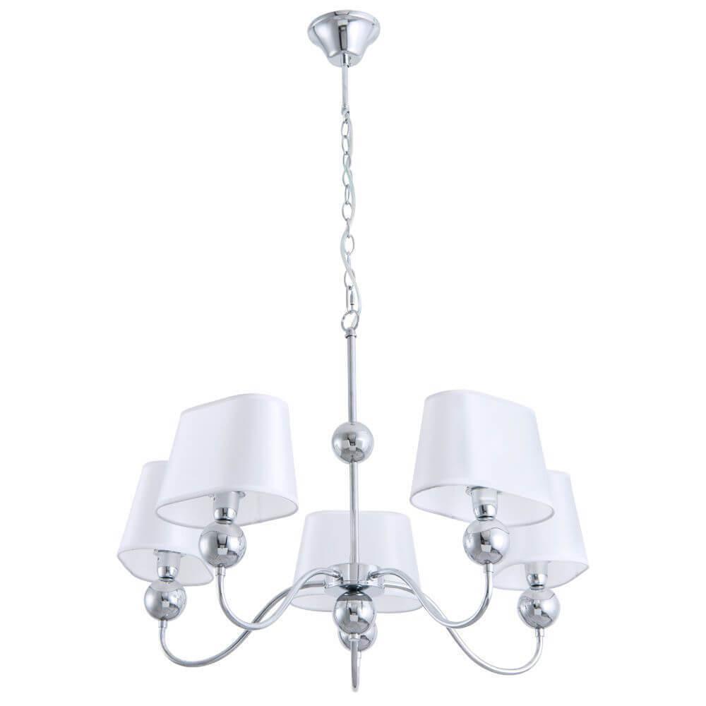 Люстра Arte Lamp A4012LM-5CC 4012 подвесная люстра arte lamp a9123lm 5cc