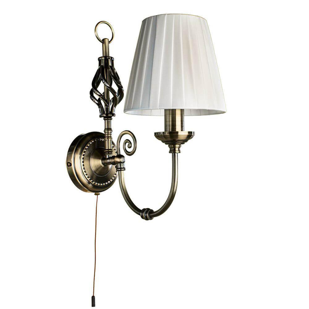 Бра Arte Lamp A8390AP-1AB Zanzibar бра arte lamp zanzibar a8390ap 1ab