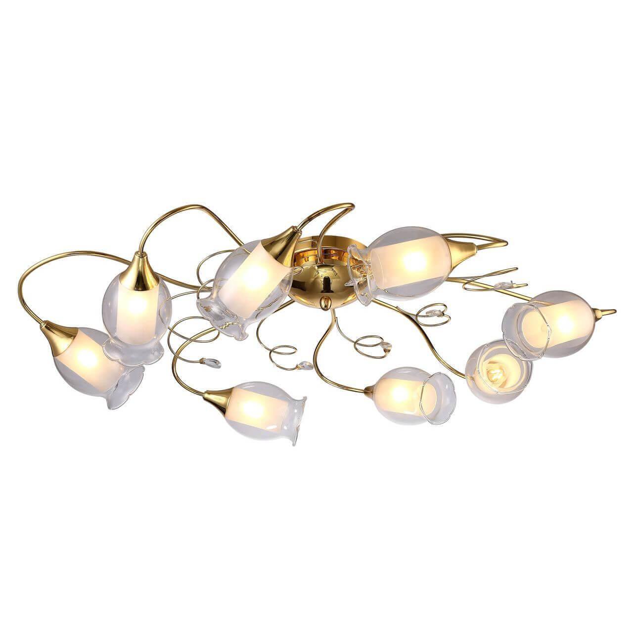 Люстра Arte Lamp A9289PL-8GO Mughetto