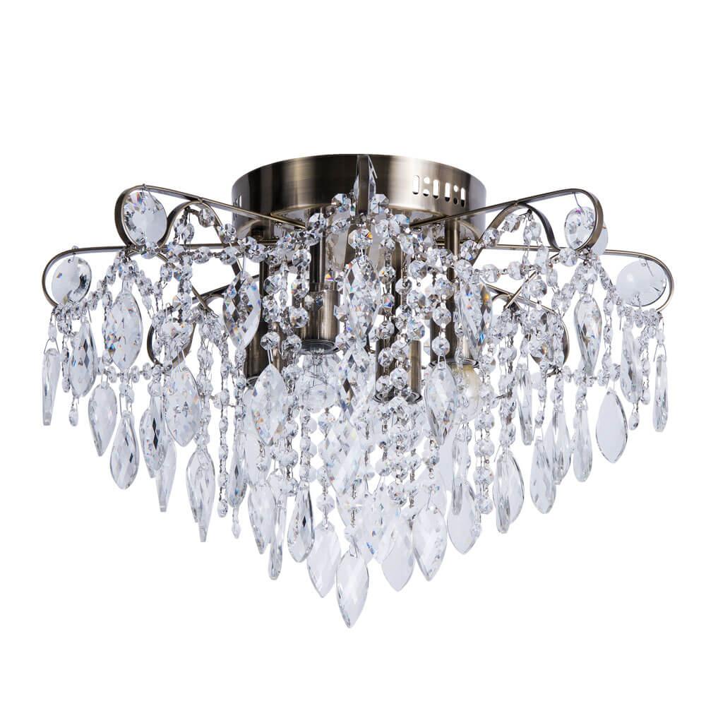 Люстра Arte Lamp A1660PL-4AB Emilia