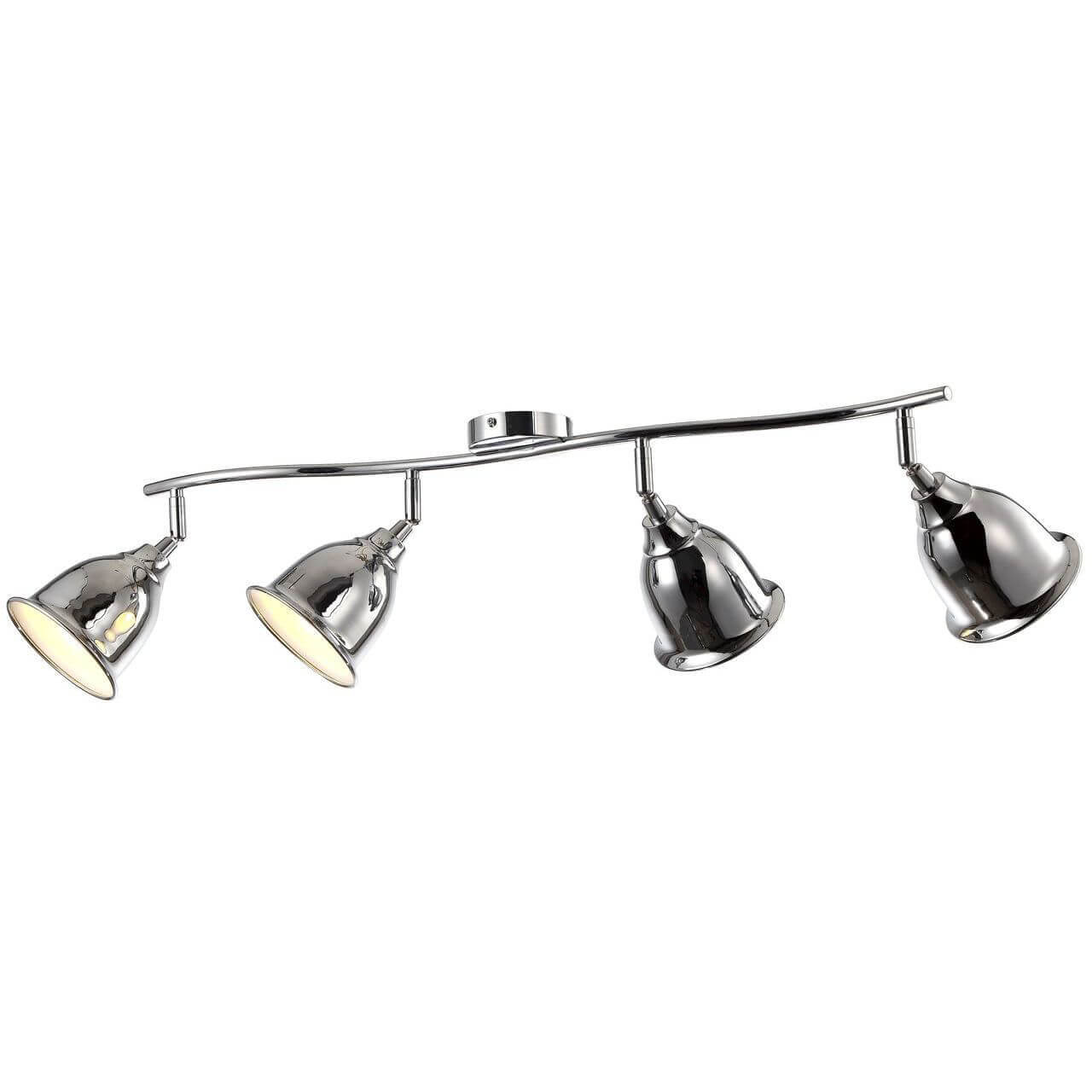 Спот Arte Lamp A9557PL-4CC Campana