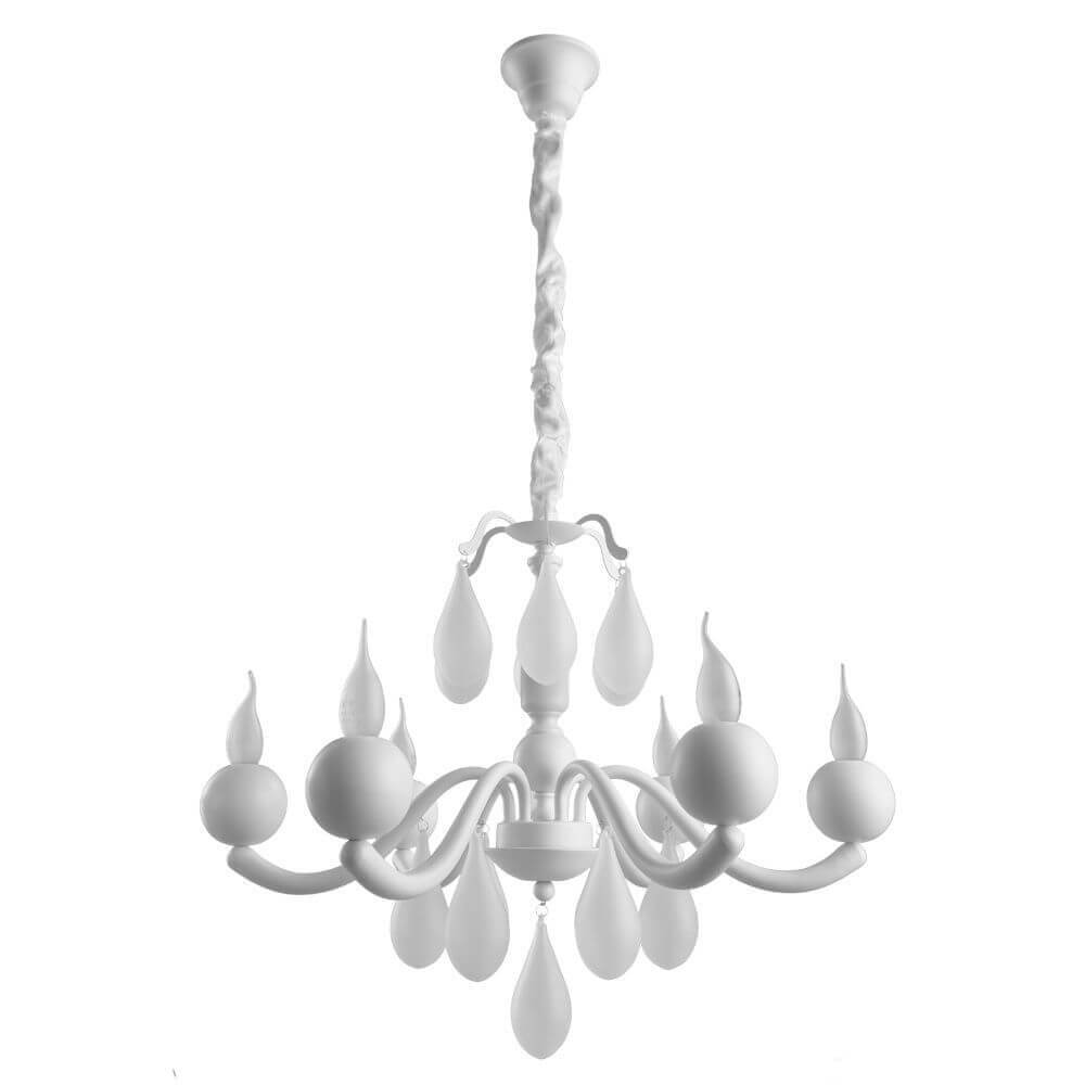 Люстра Arte Lamp A3229LM-6WH Sigma