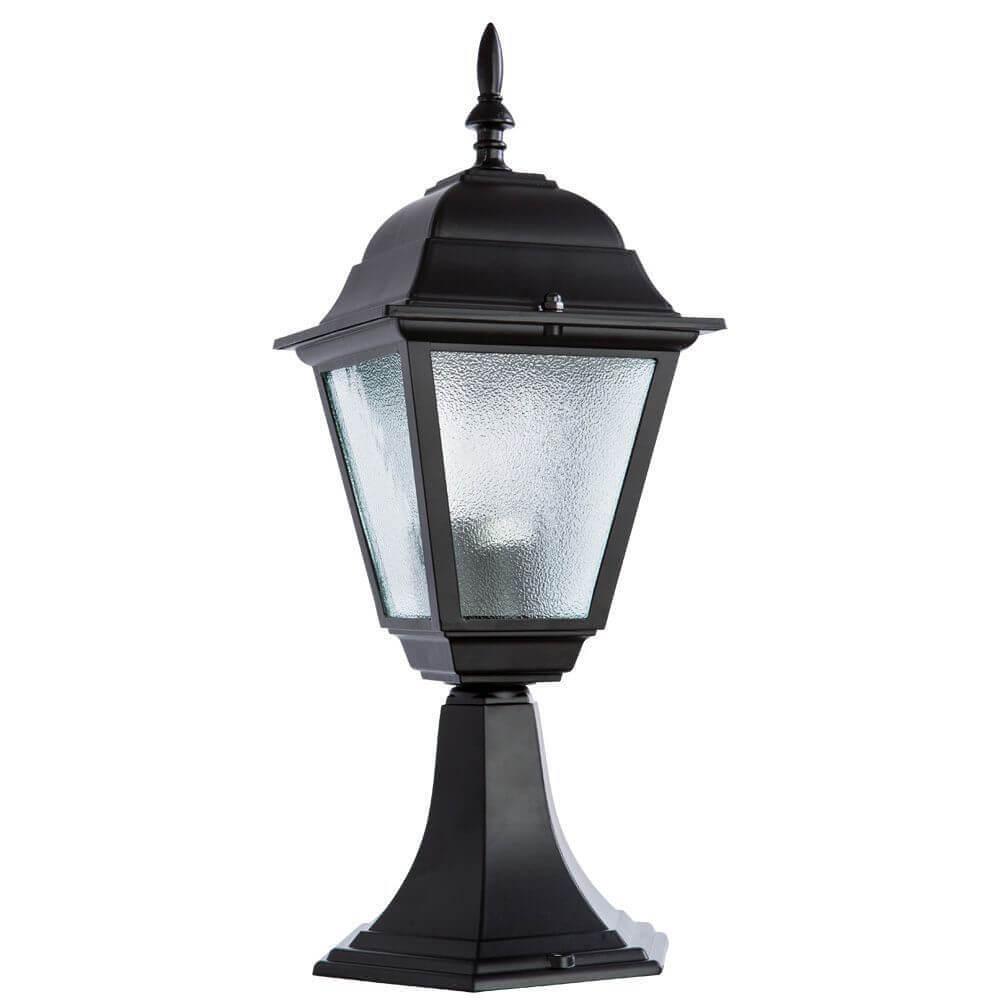 Светильник Arte Lamp A1014FN-1BK Bremen цена 2017