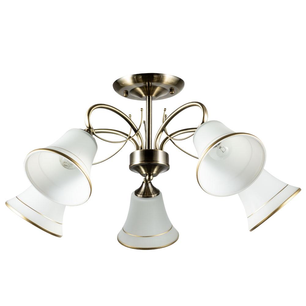 Люстра Arte Lamp A2709PL-5AB Blossom люстра arte lamp a5603lm 5ab verdi