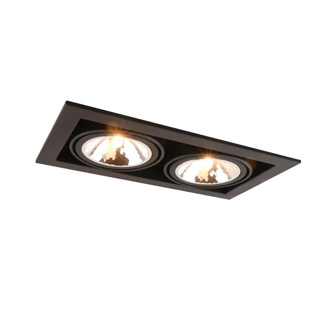Светильник Arte Lamp A5949PL-2BK Cardani Semplice BK потолочный светильник arte lamp cardani black арт a5936pl 1bk