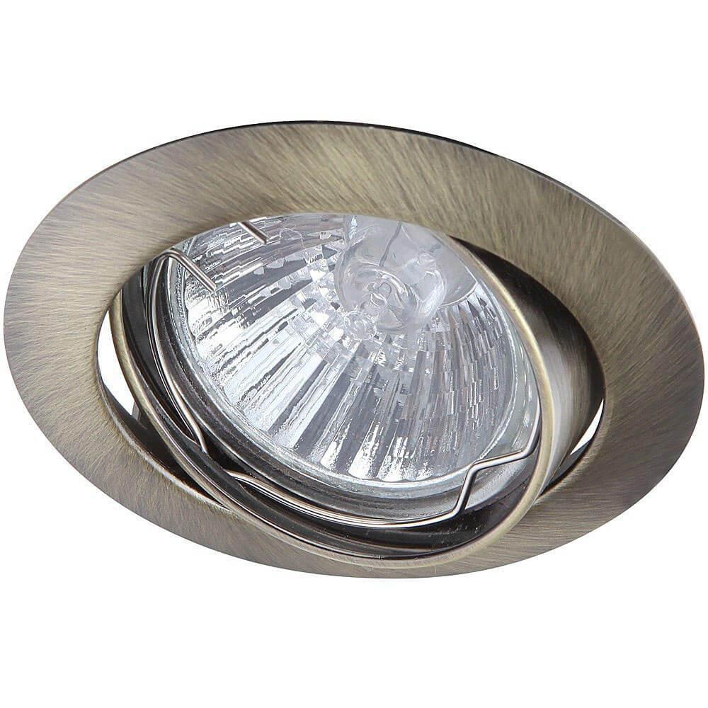 Встраиваемый светильник Arte Lamp Basic (компл. 3шт.) A2105PL-3AB цена 2017