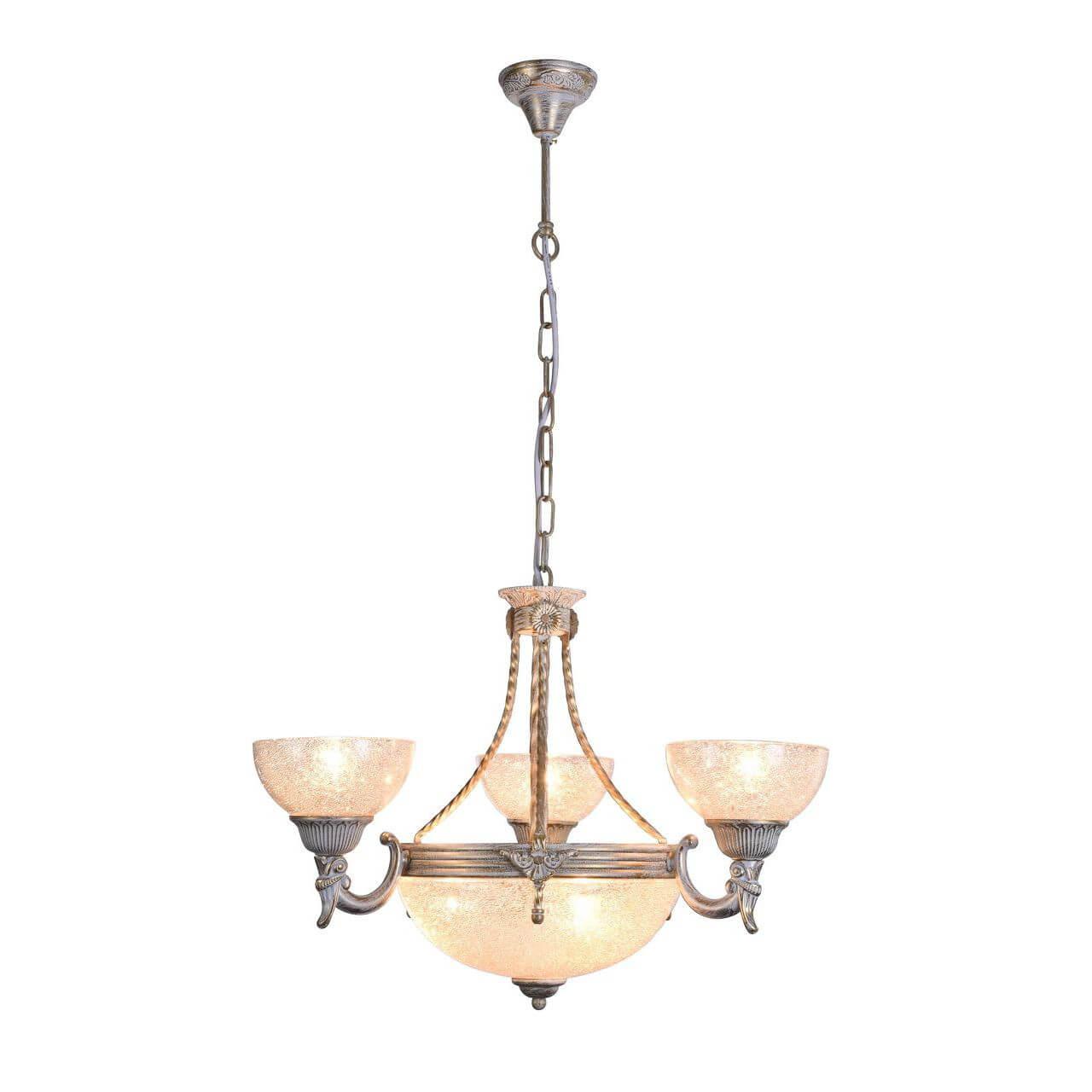 Подвесная люстра Arte Lamp Fedelta A5861LM-3-3WG подвесная люстра arte lamp fedelta a5861lm 3 5wg