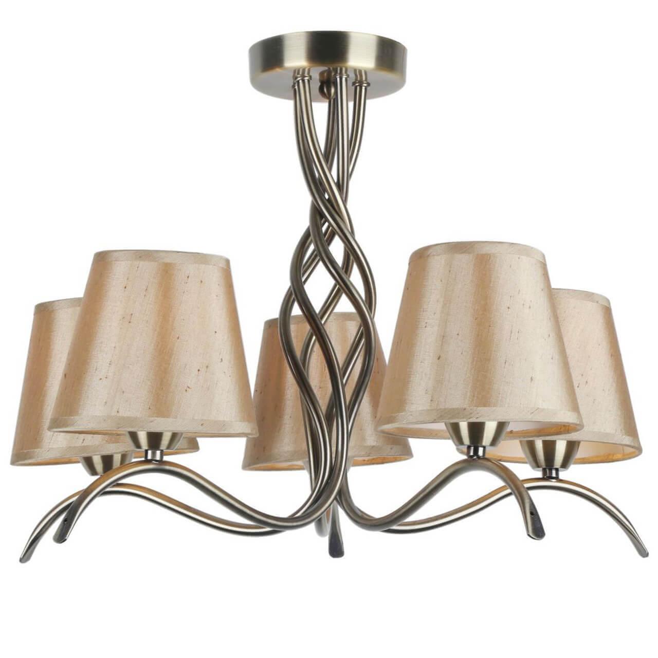 Люстра Arte Lamp A6569PL-5AB 60 люстра потолочная arte lamp corniolo a9534pl 5ab