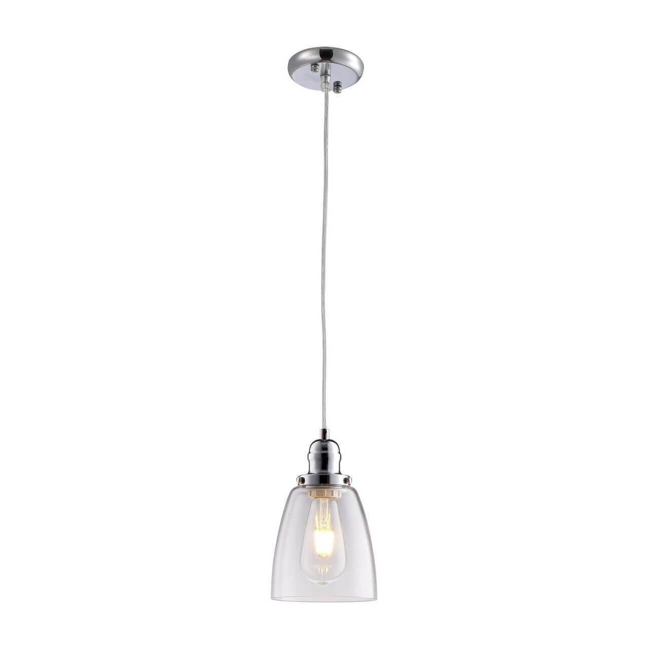 Подвесной светильник Arte Lamp A9387SP-1CC подвесной светильник коллекция rimini a1091sp 1cc хром прозрачный arte lamp арте ламп