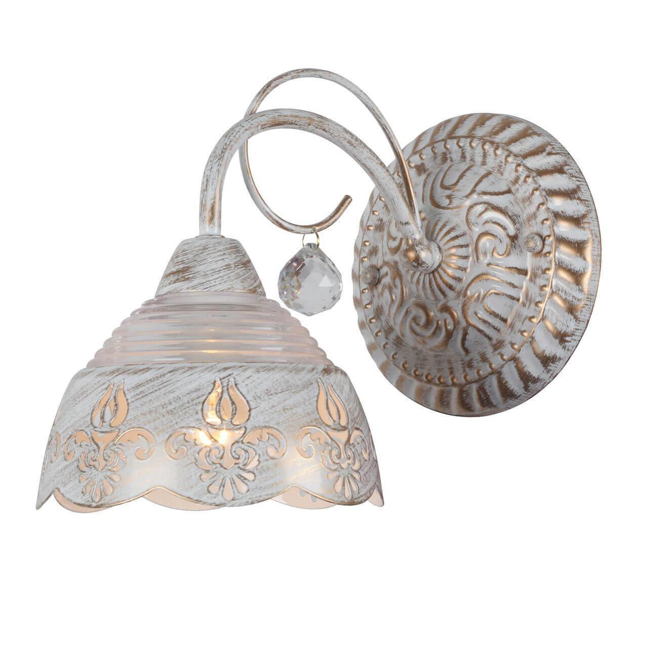 цена на Бра Arte Lamp A9106AP-1WG Sicilia