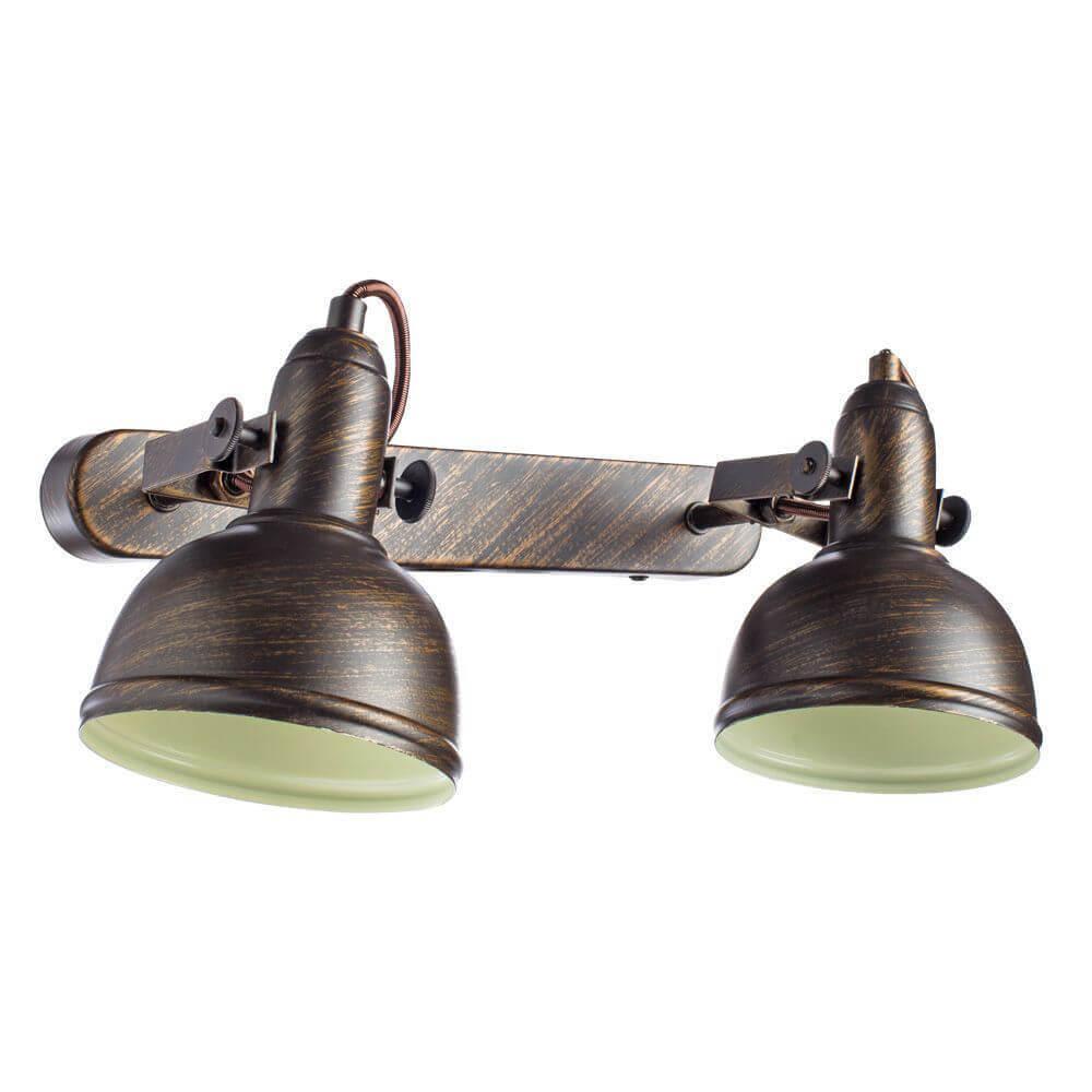 цена на Спот Arte Lamp A5213AP-2BR Martin