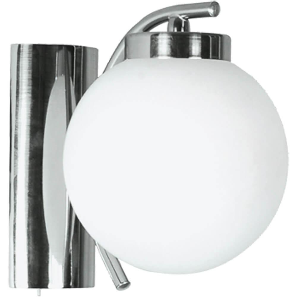 Бра Arte Lamp A8170AP-1SS Cloud arte lamp бра arte lamp 78 a7957ap 1ss
