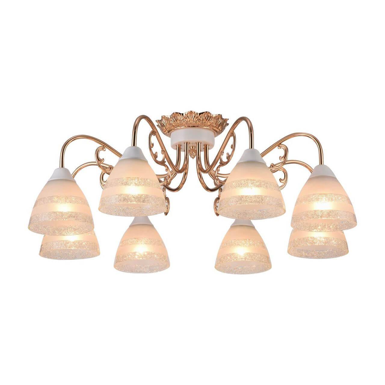 Люстра Arte Lamp A7072PL-8WG 7072