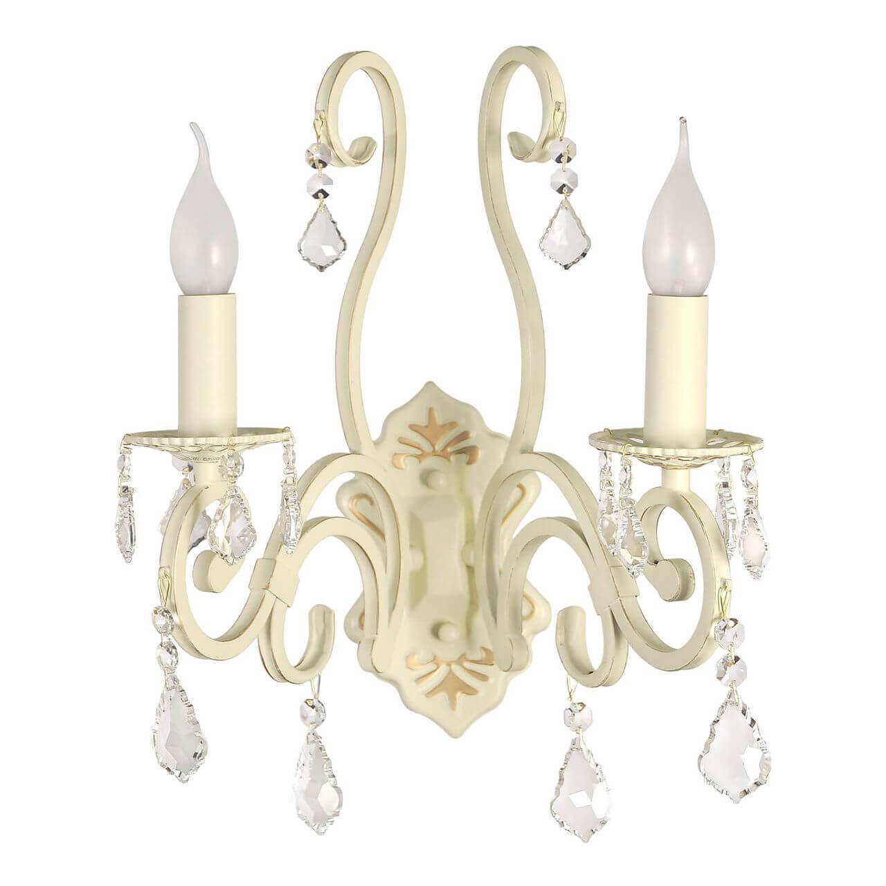 Бра Arti Lampadari Gioia E 2.1.2.602 CG Gioia настольная лампа arti lampadari gioia e 4 3 602 cg