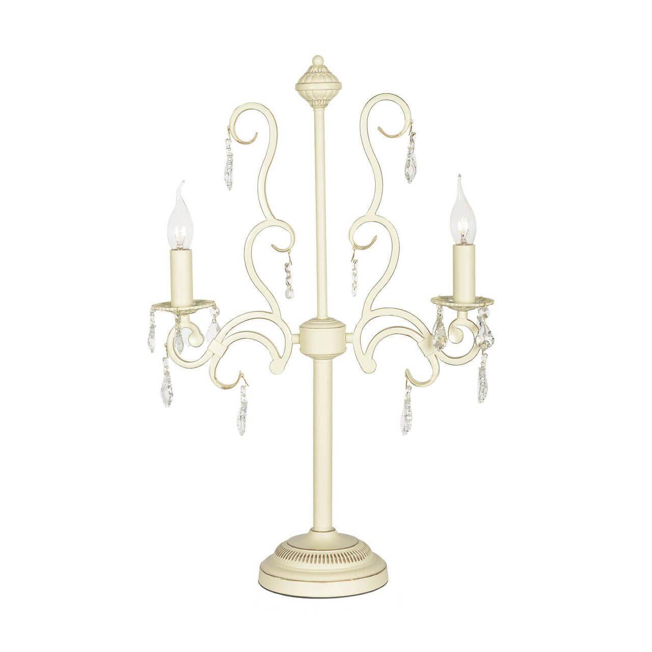 Настольная лампа Arti Lampadari Gioia E 4.2.602 CG Gioia настольная лампа arti lampadari gioia e 4 3 602 cg