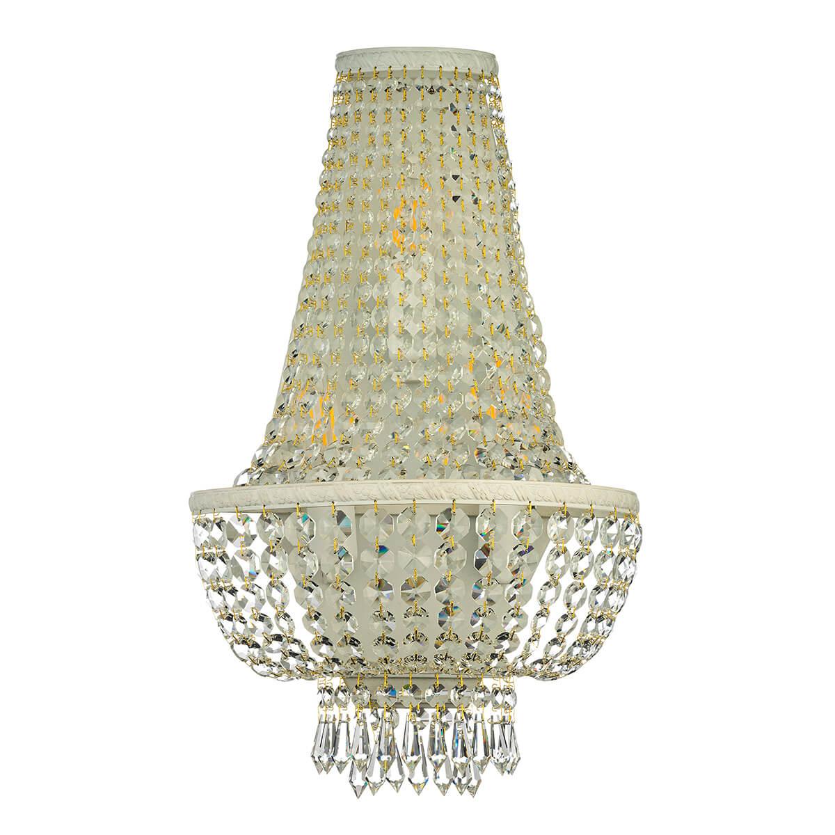 Настенный светильник Arti Lampadari Nobile E 2.20.100 WG