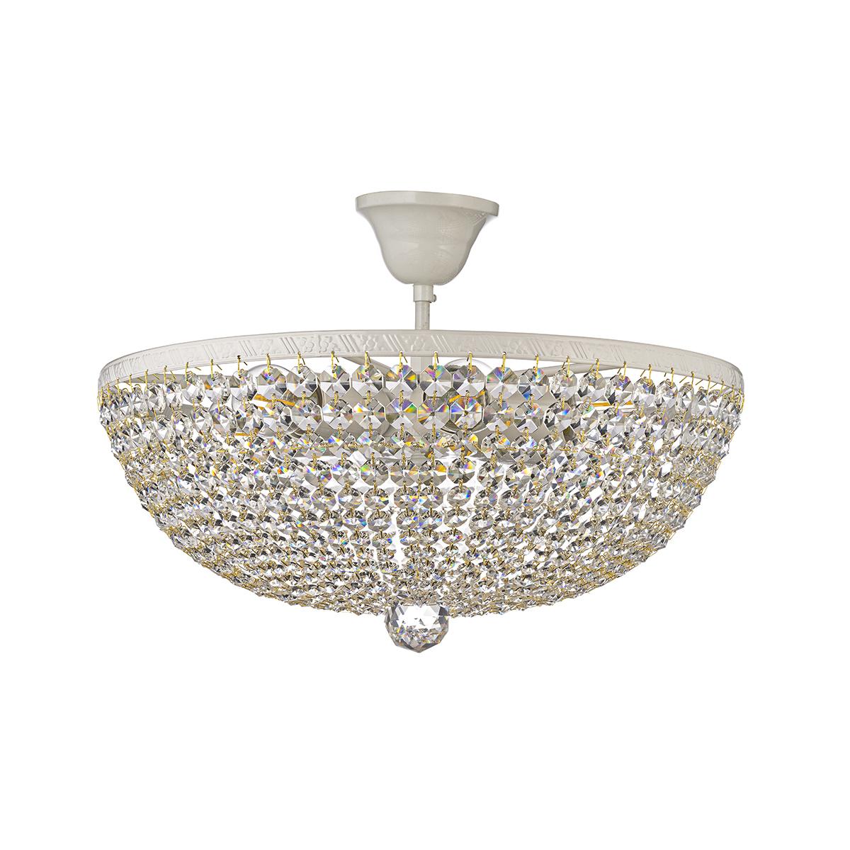 Потолочный светильник Arti Lampadari Nobile E 1.3.40.100 WG