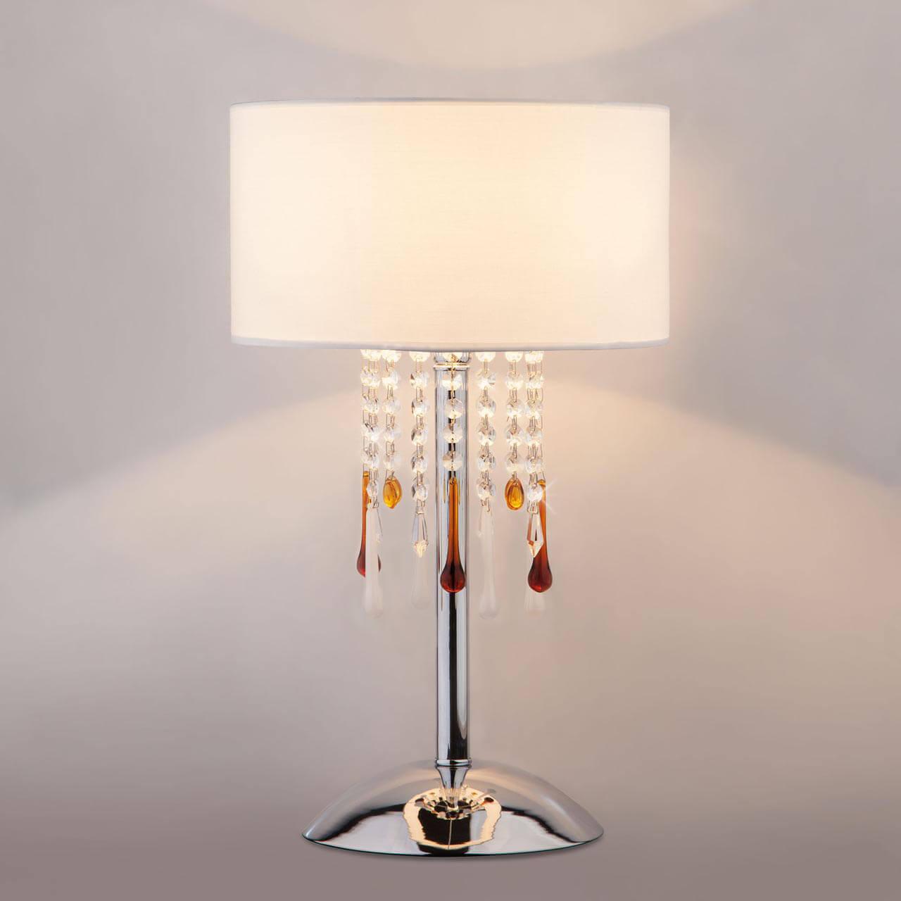 Настольная лампа Bogates Glamour 01097/1 Strotskis лампа настольная декоративная bogates 01090 1