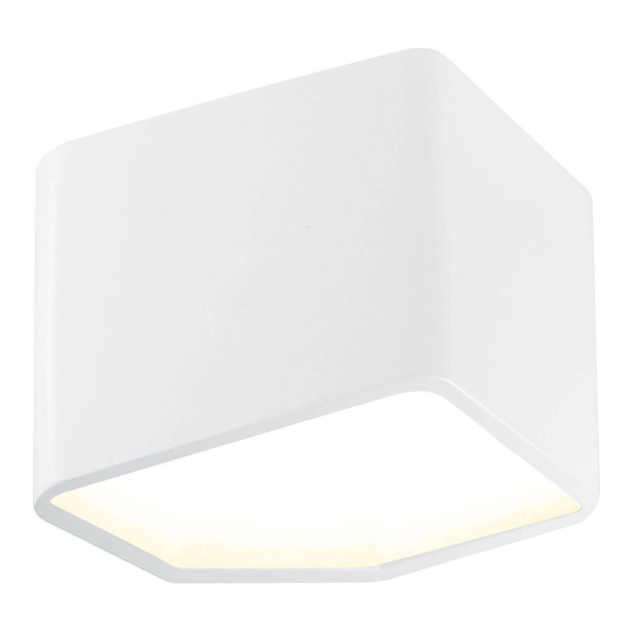 Настенный светодиодный светильник Britop Space 1120102 спот britop astrid 2735202