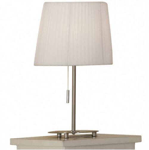 Настольная лампа Citilux CL913811 Кремовый лампа настольная citilux гофре cl913811