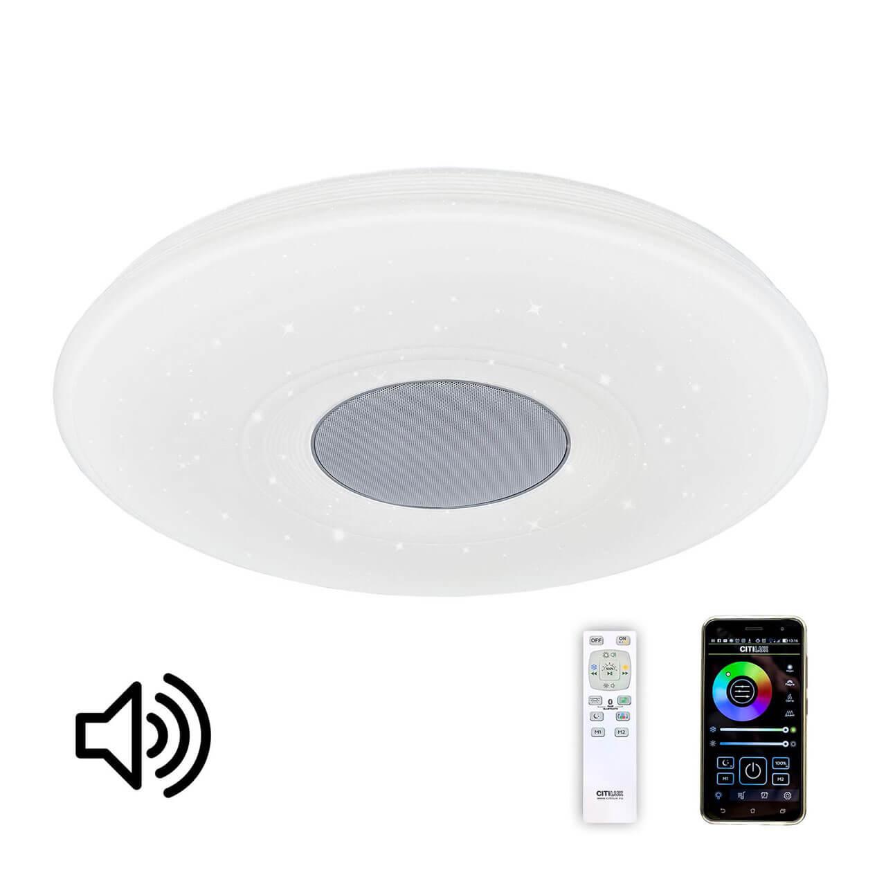 Светильник Citilux CL703M60 Light Music (Умный дом)