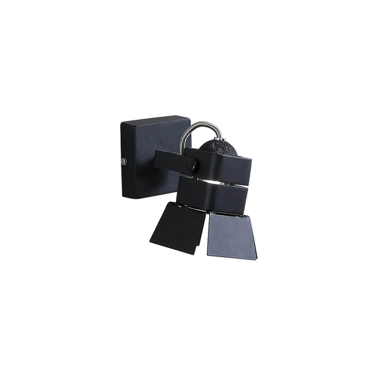 Спот Citilux CL526512S Рубик Черный