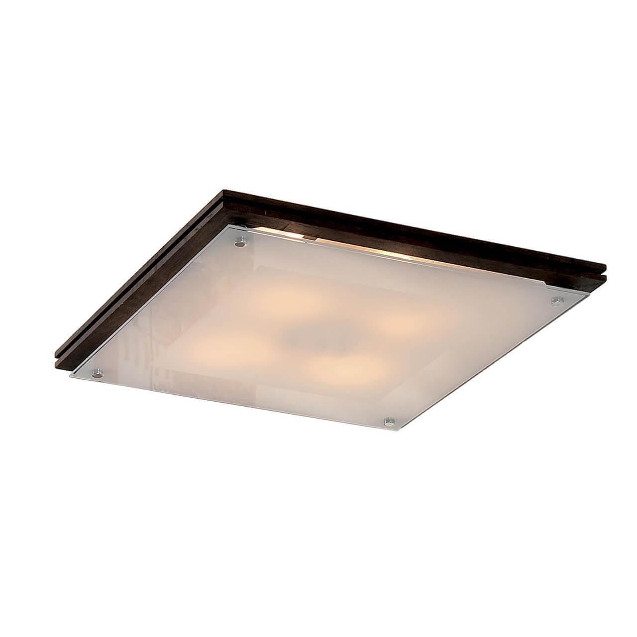 Потолочный светильник Citilux Венге Белый CL938541 цена 2017