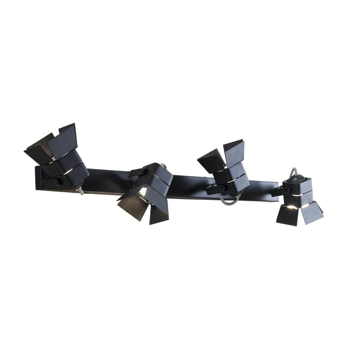 Спот Citilux CL526542S Рубик Черный