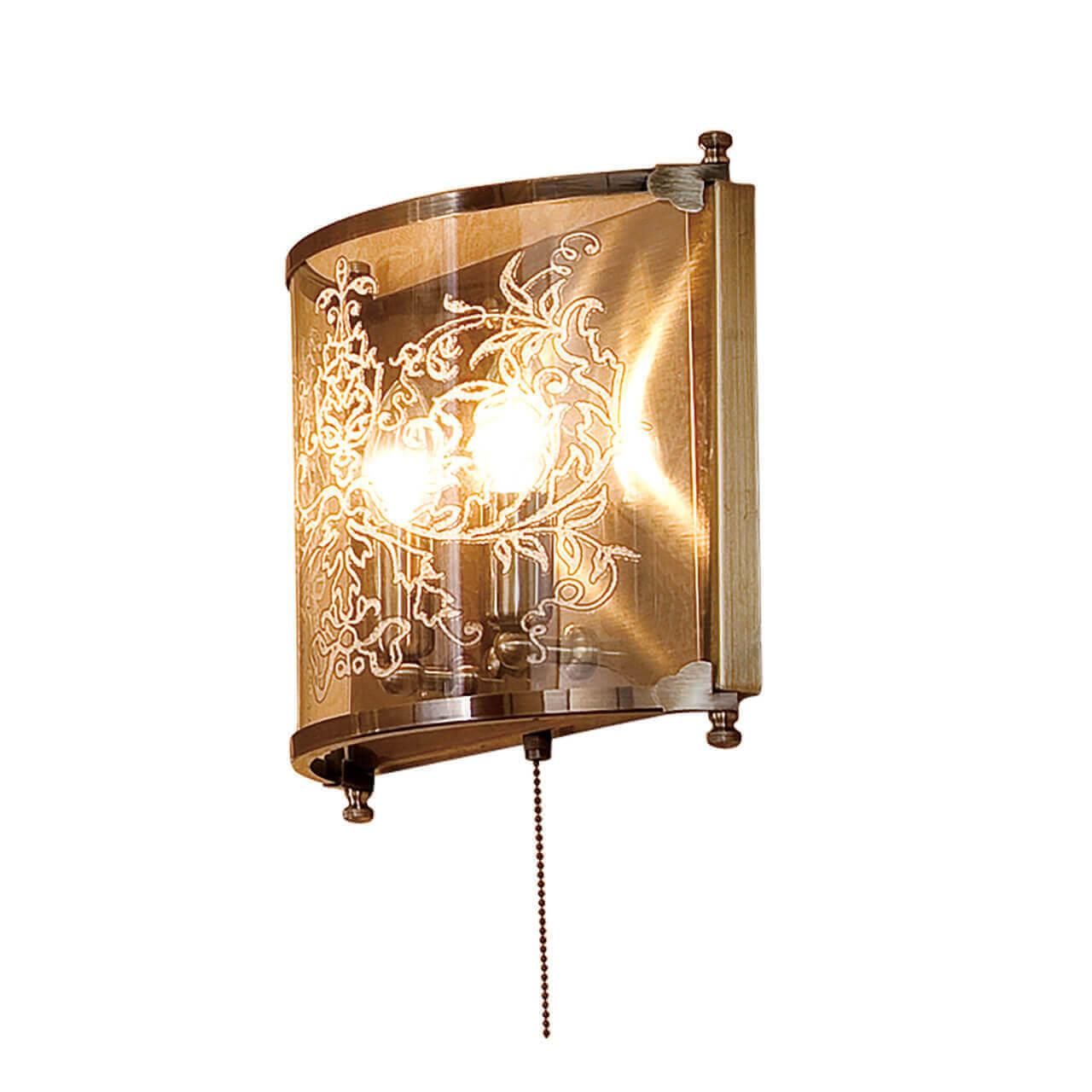 Настенный светильник Citilux Версаль CL408323 цена