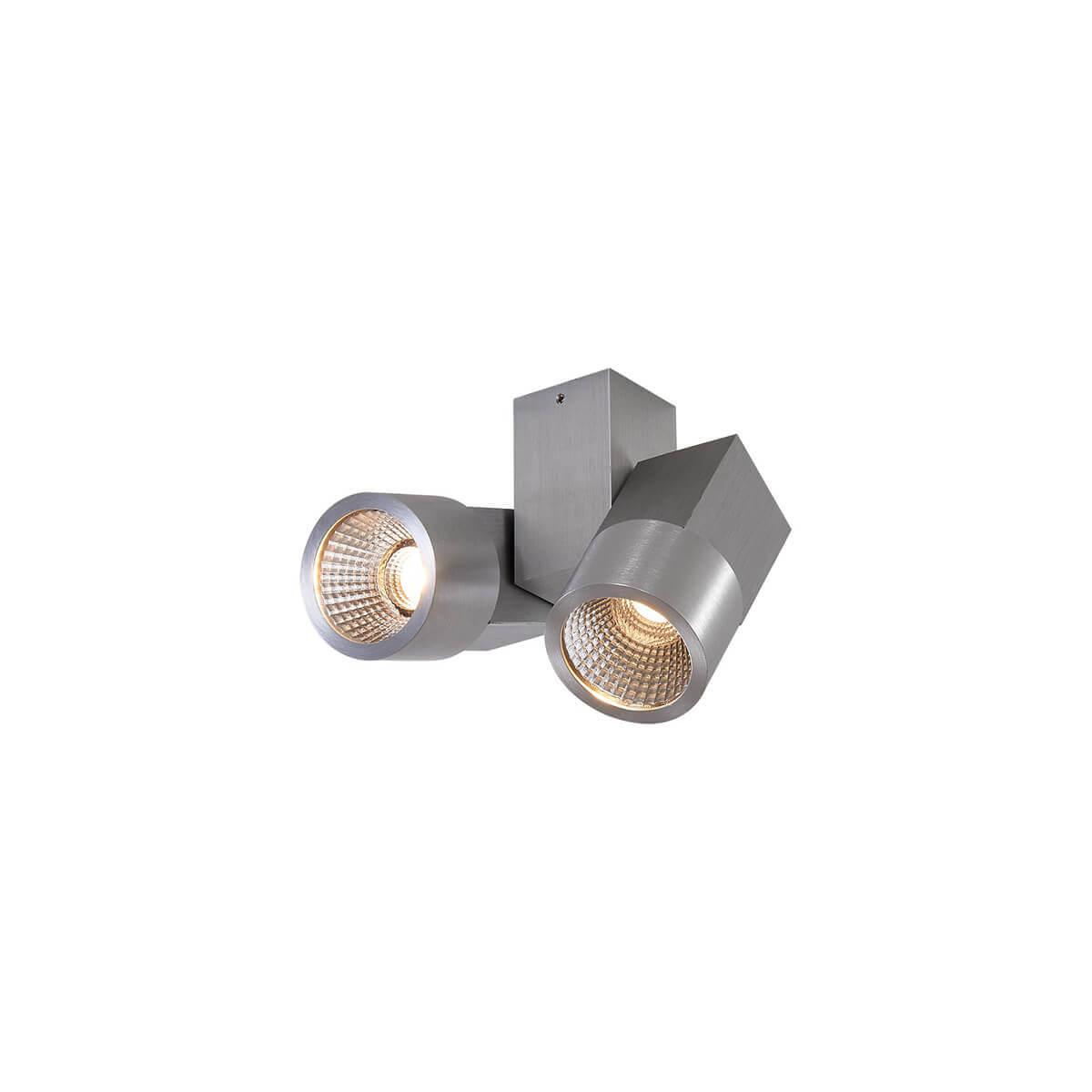 Светильник Citilux CL556101 Дубль потолочный светодиодный светильник citilux дубль cl556102