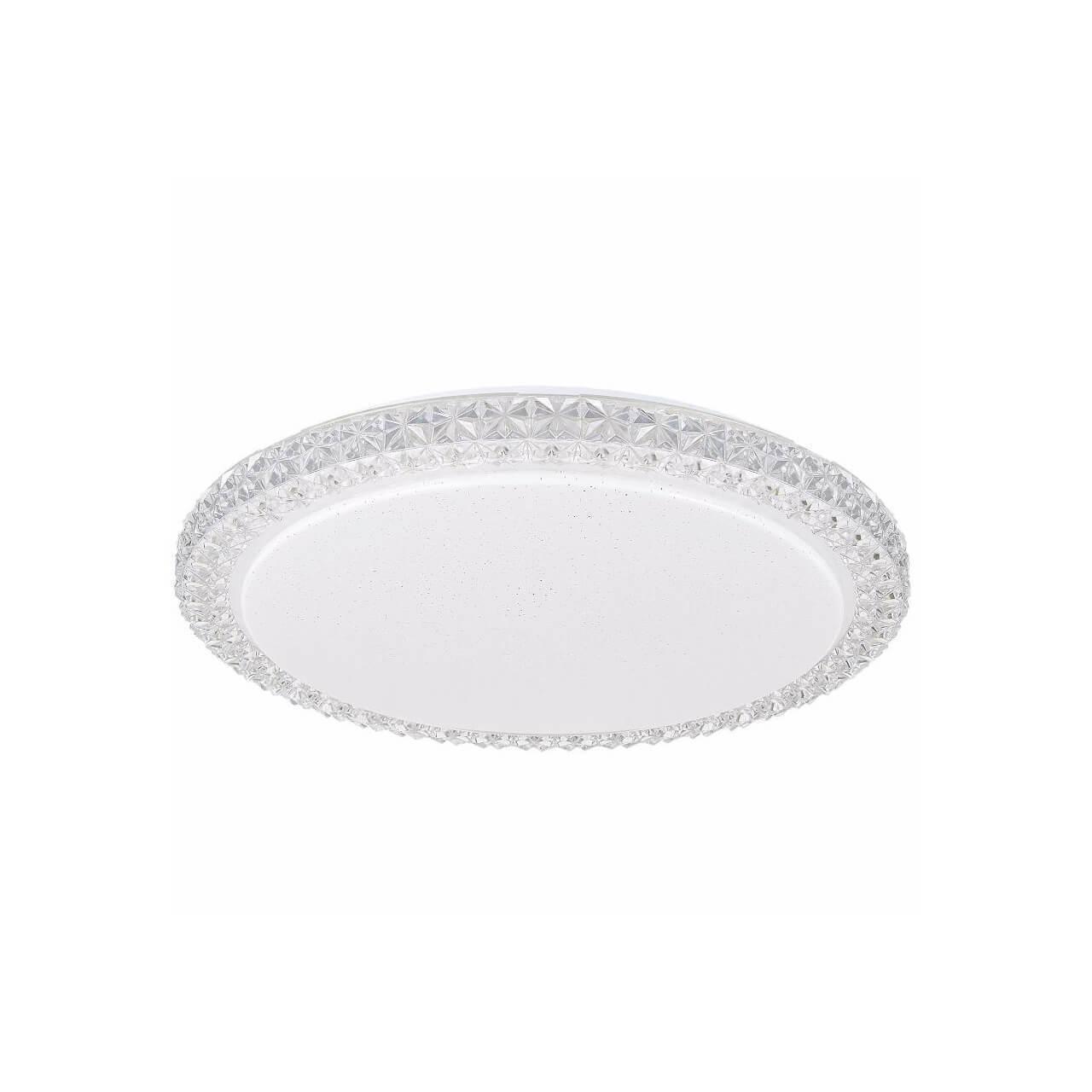 Потолочный светодиодный светильник Citilux Кристалино Слим CL715R720
