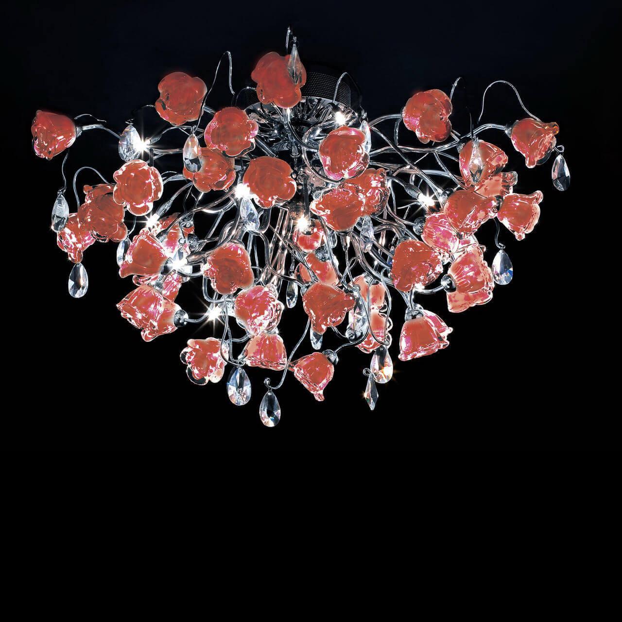 Потолочная люстра Citilux Rosa Rosso EL325C15.2