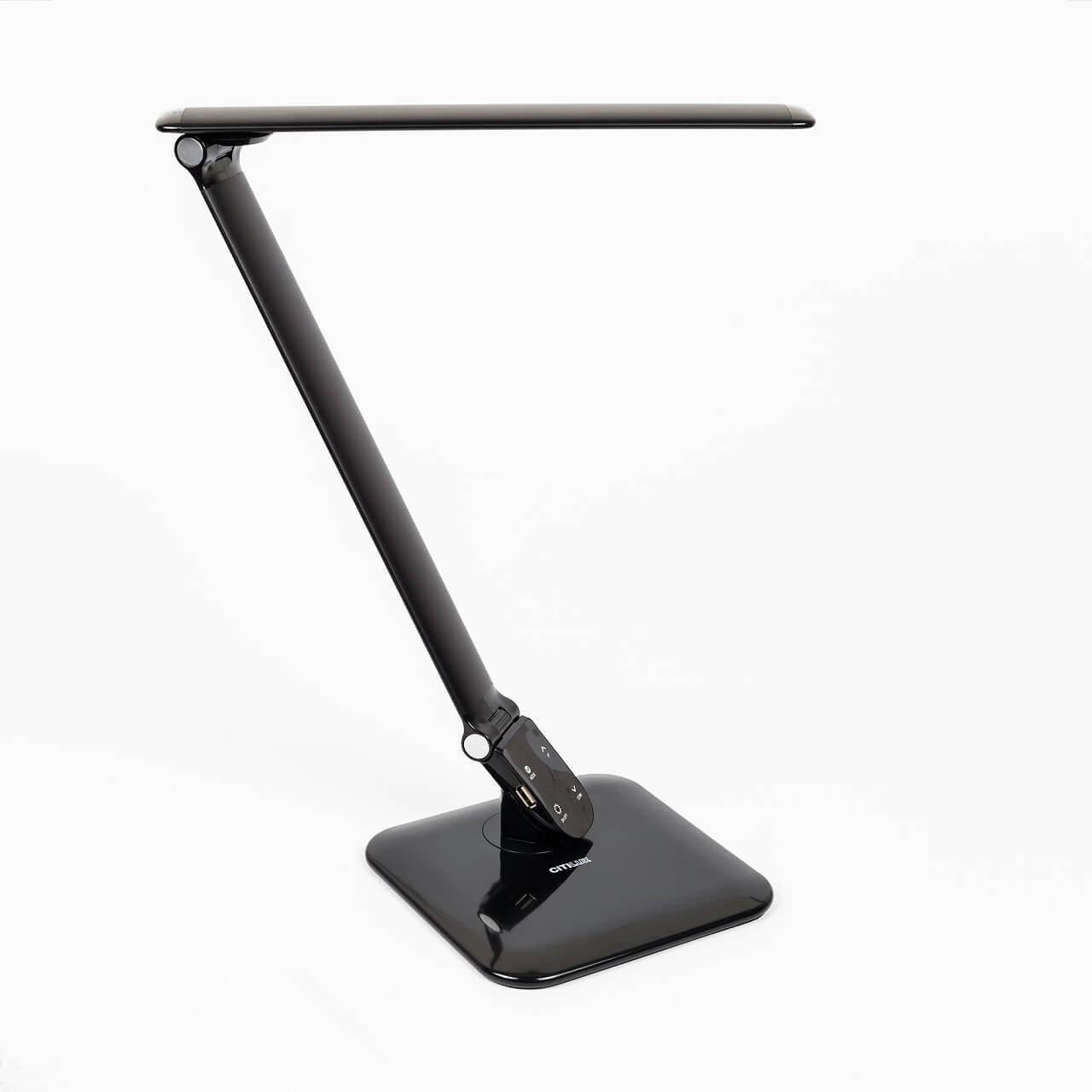 Настольная лампа Citilux CL803022 Ньютон (USB зарядное устройство)