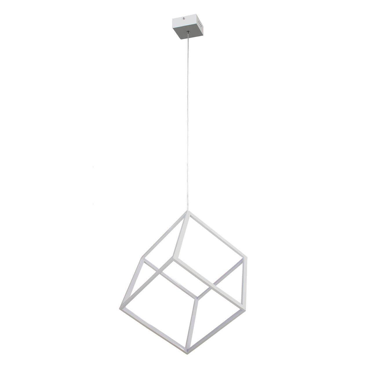 Светильник Citilux CL719300 Куб подвес citilux cl719301 куб черный led 40wх4000k