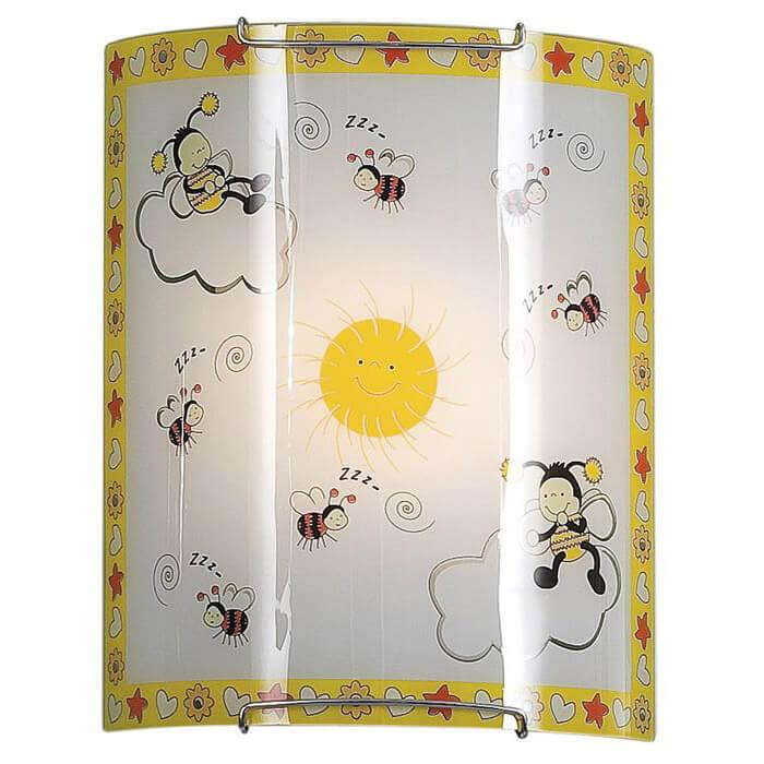 Светильник Citilux CL921005 Пчелки потолочный светильник citilux пчелки cl603173