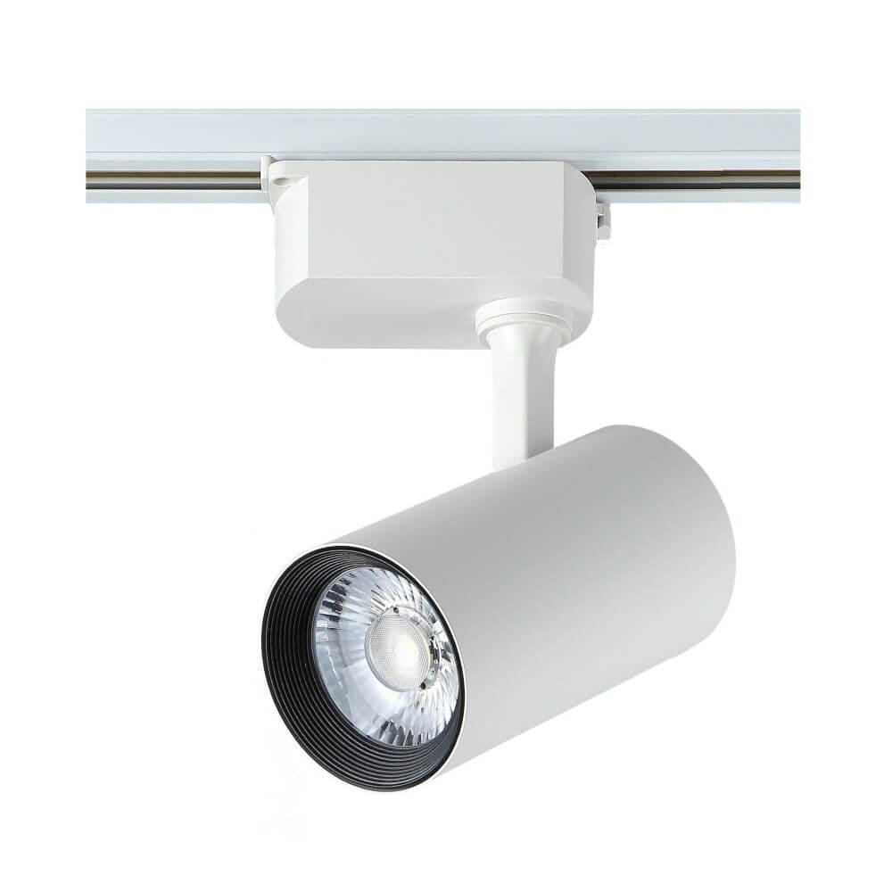 Светильник Crystal Lux CLT 0.31 006 20W WH CLT 0.31 006 (для однофазного шинопровода)