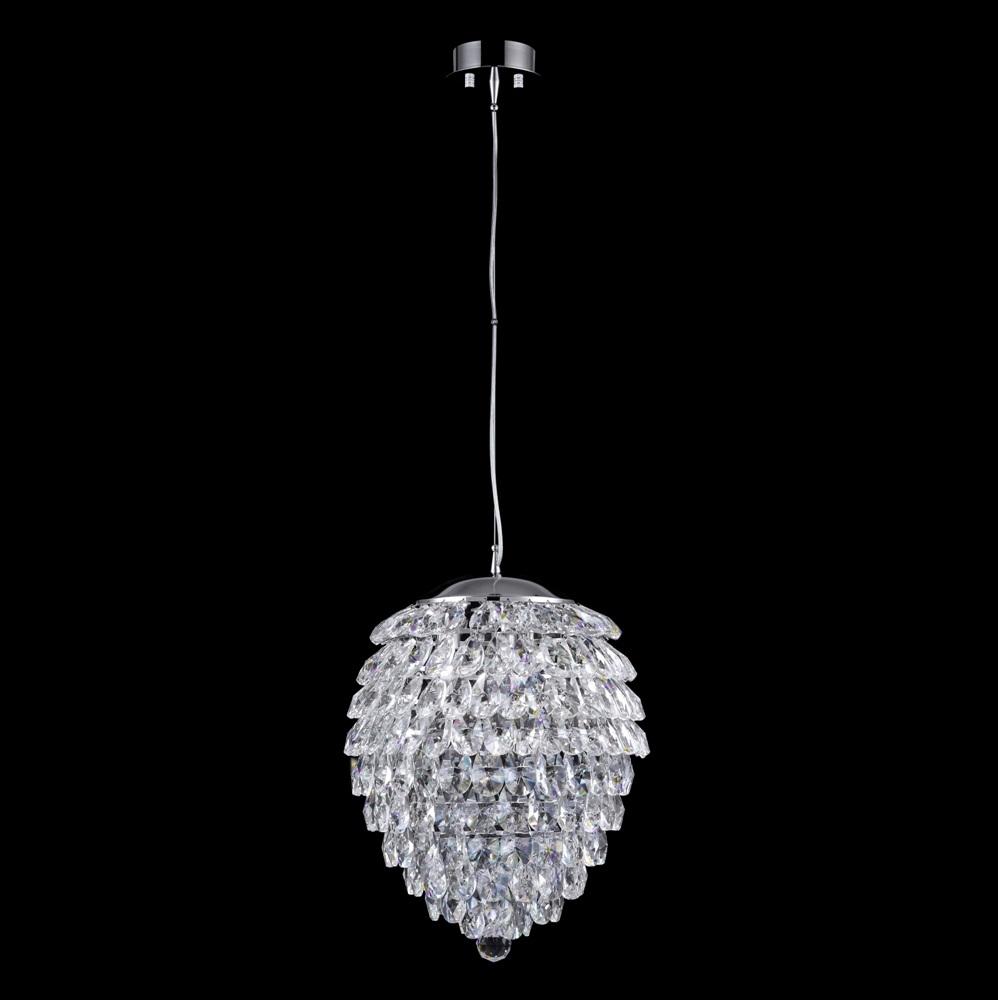 Светильник Crystal Lux Charme SP6 Chrome/Transparent Charme