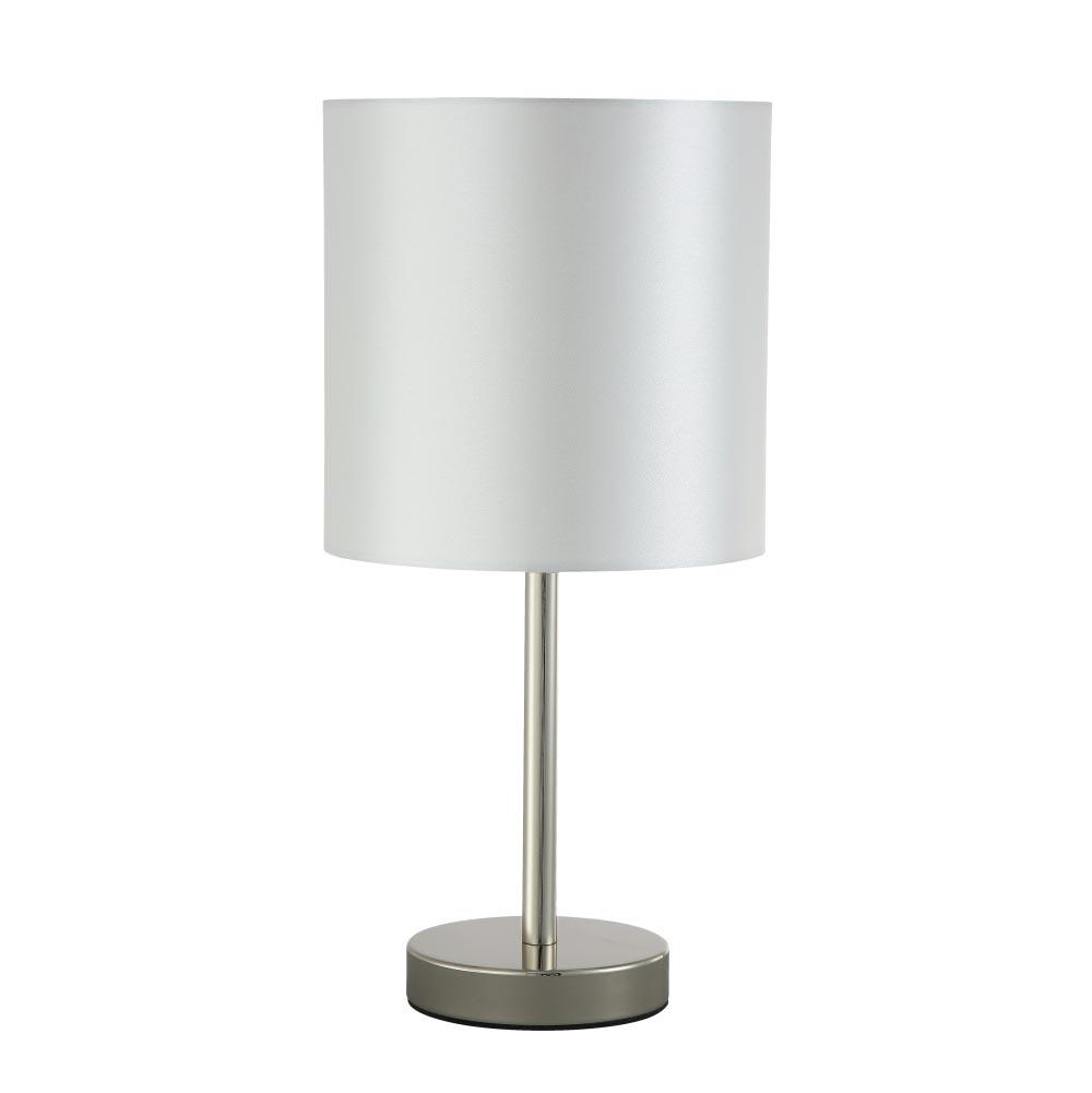 Настольная лампа Crystal Lux Sergio LG1 Nickel Sergio недорого