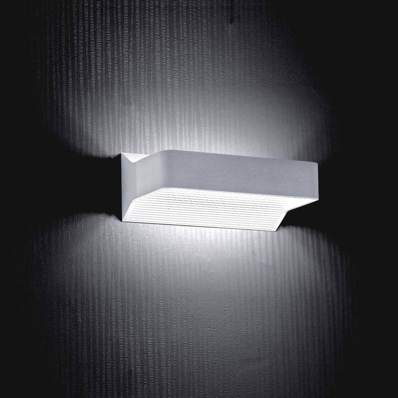 Настенный светильник Crystal Lux CLT 323W200 WH цена