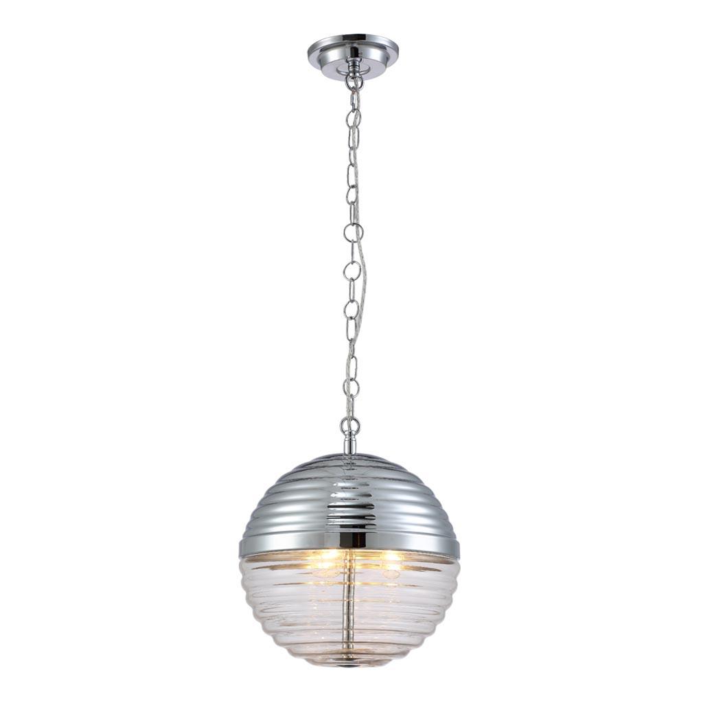 Светильник Crystal Lux Alberto SP3 Chrome/Transparente Alberto