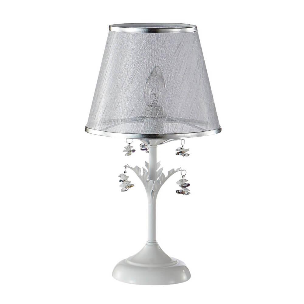 Настольная лампа Crystal Lux Cristina LG1 White Cristina цена 2017